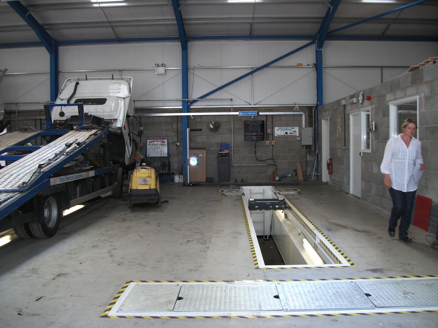 Gisbourne S Car Amp Commercial Vehicle Repair Centre